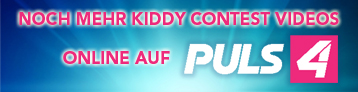 Mehr Kiddy Contest Videos auf PULS4.com