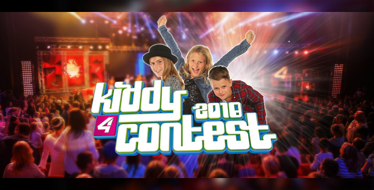 Hol Dir Tickets für den KIDDY CONTEST 2018